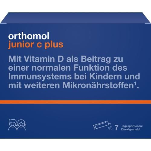 ORTHOMOL Junior C plus Granulat
